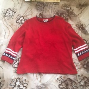 Authentic Faded Glory Patriotic Sweater